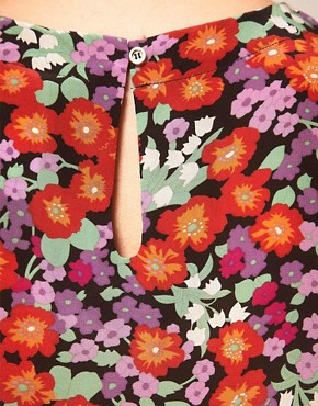 Image 3 ofWhistles Garden Flower Floral Top