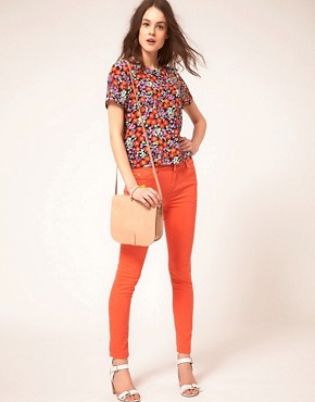 Image 4 ofWhistles Garden Flower Floral Top