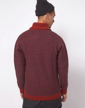 Image 2 ofMinimum Jumper With Shawl Neck