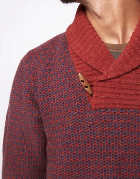 Image 3 ofMinimum Jumper With Shawl Neck