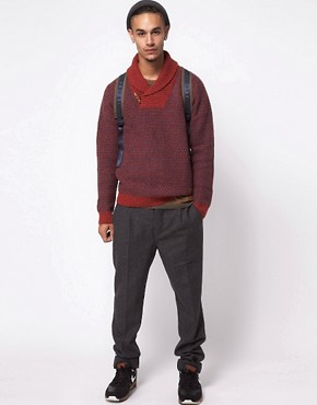 Image 4 ofMinimum Jumper With Shawl Neck