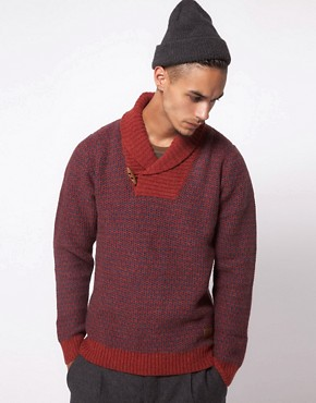 Image 1 ofMinimum Jumper With Shawl Neck