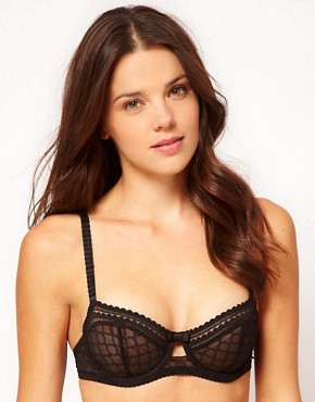 Huit Icone Half Cup Bra