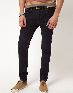 Image 1 ofRiver Island Victor Skinny Jeans