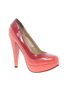 Image 1 ofSugarfree Gladys Heeled Shoe