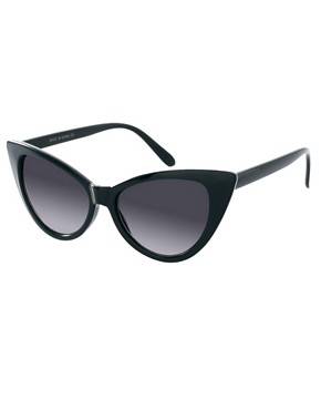 Image 1 ofASOS Cat Eye Sunglasses