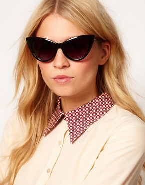 Image 3 ofASOS Cat Eye Sunglasses