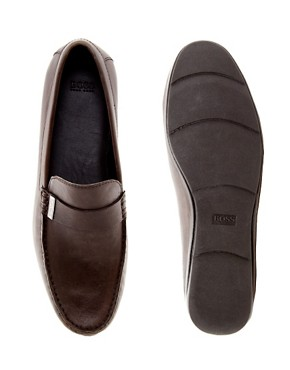 Image 3 ofBoss Black Morgan Snaffle Loafers