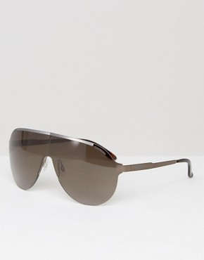 Carrera Avaitor Sunglasses In Bronze