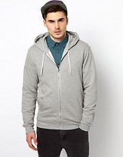 River Island Marl Hoodie