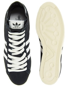 Image 3 ofAdidas Originals Basket Profile Trainers