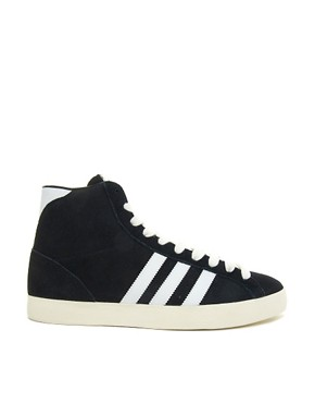 Image 4 ofAdidas Originals Basket Profile Trainers
