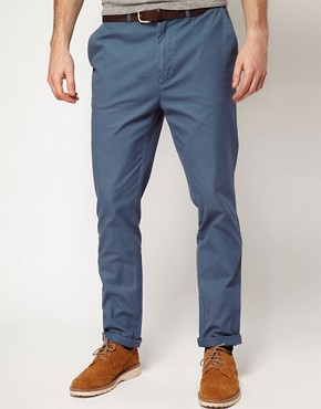 Image 1 ofFarah Vintage Chino in Cotton Twill
