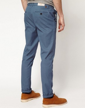 Image 2 ofFarah Vintage Chino in Cotton Twill