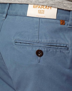 Image 3 ofFarah Vintage Chino in Cotton Twill