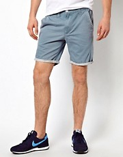Bellfield Denim Shorts