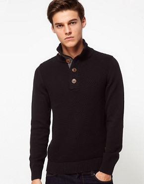 Image 1 ofEsprit Jumper with Elbow Patch