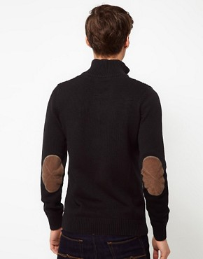 Image 2 ofEsprit Jumper with Elbow Patch
