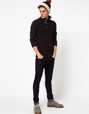 Image 4 ofEsprit Jumper with Elbow Patch