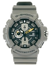 Casio &ndash; G-Shock GAC-100-8AER Illuminator &ndash; Graue Uhr