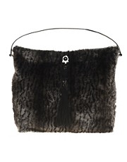 Love Moschino Faux Fur Every Tote