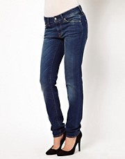 7 For All Mankind – Kristen – Röhrenjeans