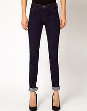 Mango Rinse Wash Skinny Jean