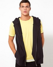 Edun Sleeveless Top Hooded Jersey