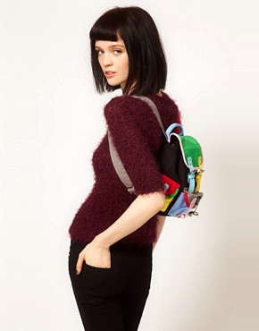 Image 3 ofLazy Oaf Minxy Backpack