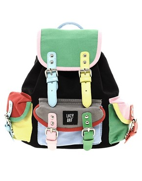 Image 1 ofLazy Oaf Minxy Backpack