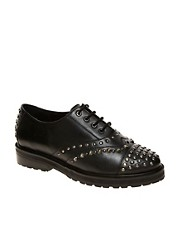 ASOS MERCURY Studded Brogues