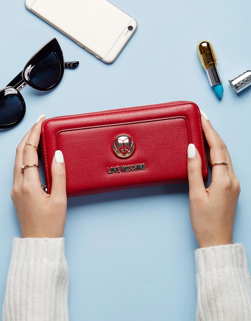 Love Moschino Purse - Red