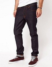 Nudie Jeans Organic Tape Ted Skinny Fit