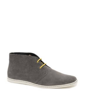 Image 1 ofFred Perry Goldhawk Desert Boots