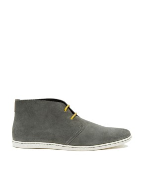 Image 4 ofFred Perry Goldhawk Desert Boots