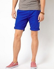 Esprit &ndash; Chino-Shorts aus Twill