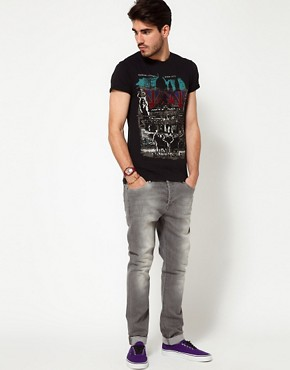 Image 4 ofPepe Jeans T-Shirt Slim Fit London Calling