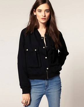 Image 1 ofCheap Monday Bomber Jacket