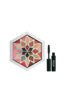 Image 1 ofStila Limited Edition Large Snowflake Eye Shadow Palette With FREE Mascara