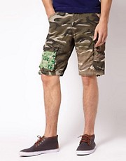 Ringspun Kempo Cargo Short