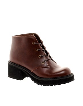 Image 1 ofASOS ABOVE AND BEYOND Ankle Boots