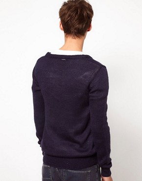 Image 2 ofAntony Morato Scoop Neck Jumper