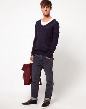 Image 4 ofAntony Morato Scoop Neck Jumper