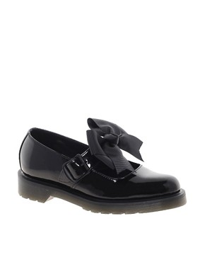 Image 1 ofDr Martens Mariel Bow Mary Jane Shoes