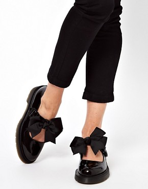 Image 3 ofDr Martens Mariel Bow Mary Jane Shoes