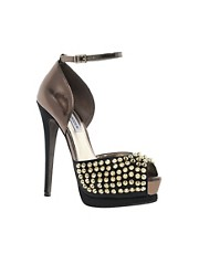 Steve Madden Obstcl-s Stud Platform Sandals