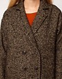 Image 3 ofNW3 Birch Tweed Double Breasted Coat
