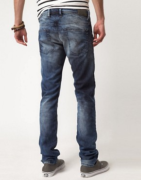Image 2 ofDiesel Shioner 885B Feel Good Slim Jeans