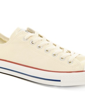 Image 2 ofConverse All Star Ox Plimsolls