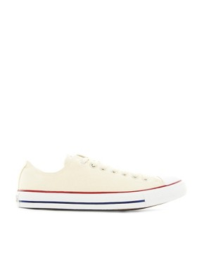 Image 4 ofConverse All Star Ox Plimsolls